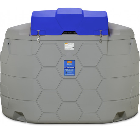 Station BLUE CUBE Indoor ECO 5 000 litres