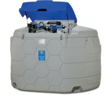 Station BLUE CUBE Outdoor Premium 5 0000 litres